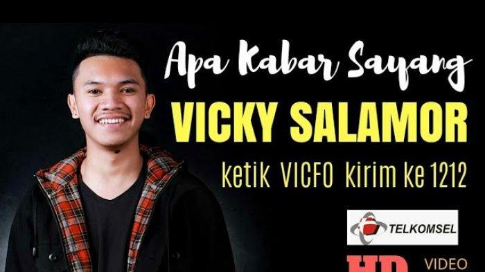 Chord Lagu Ambon Apa Kabar Sayang - Vicky Salamor, Kunci Gitar dari G: Beta Tunggu Tunggu