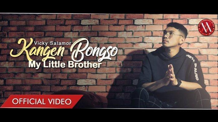 Chord Lagu Ambon Vicky Salamor - Kangen Bongso (My Little Brother), 'Dibalik Pintu Kamarku. . .'