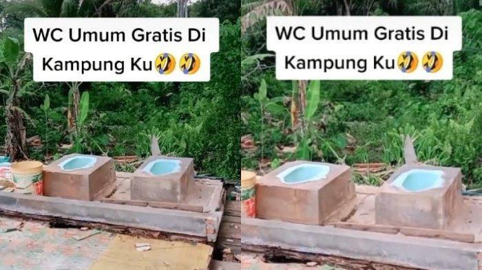 Viral WC Umum Tanpa Penutup, Ternyata Bekas Rumah Warga