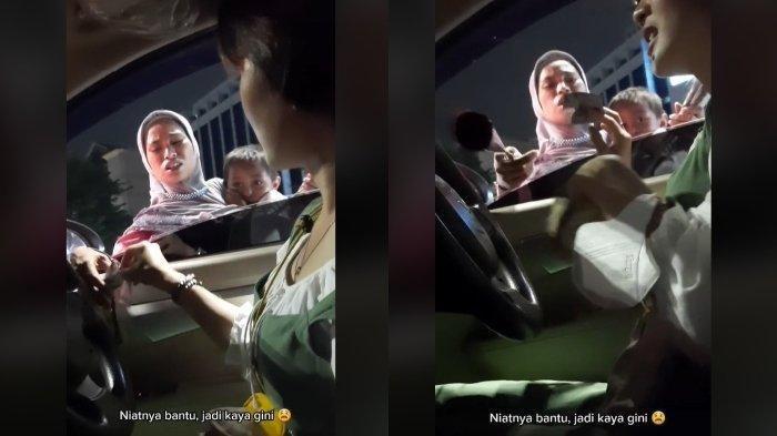 Viral Niat Dibantu, Penjual Mawar Paksa Pembeli Bayar Setangkai Dagangannya Rp 25 Ribu