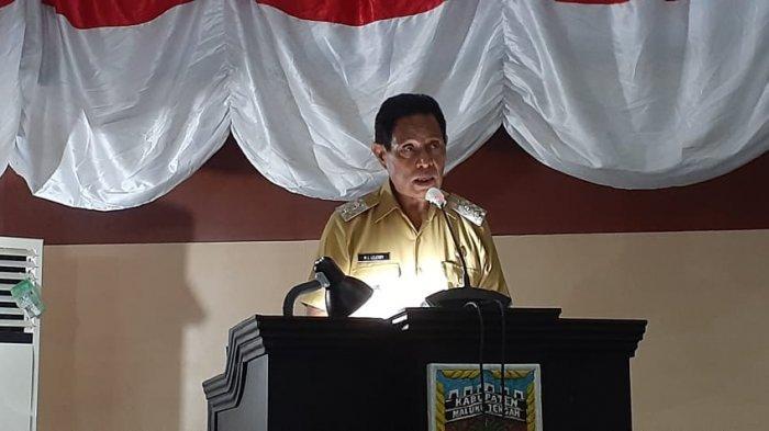 Gelar LPJ, Ini 6 Prioritas Pembangunan Daerah Maluku Tengah