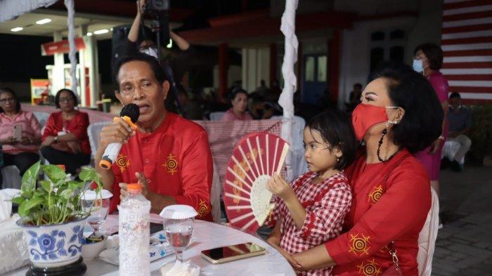 Wakil Bupati Maluku Tengah Luncurkan Chanel Youtube Bersama Sang Istri