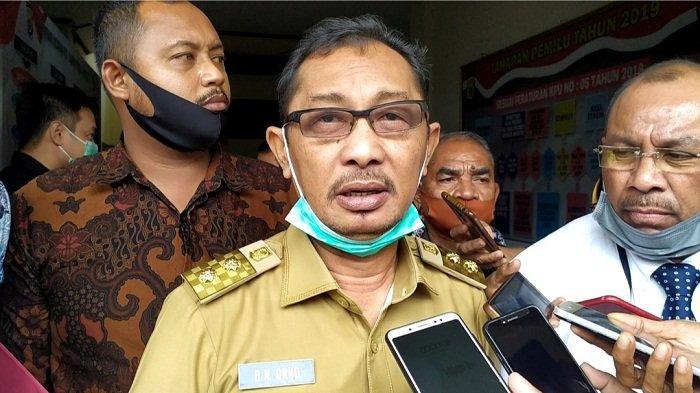 Diberitakan Dalang Aksi Demo, Wagub Maluku Barnabas Orno Polisikan Sebuah Media Online