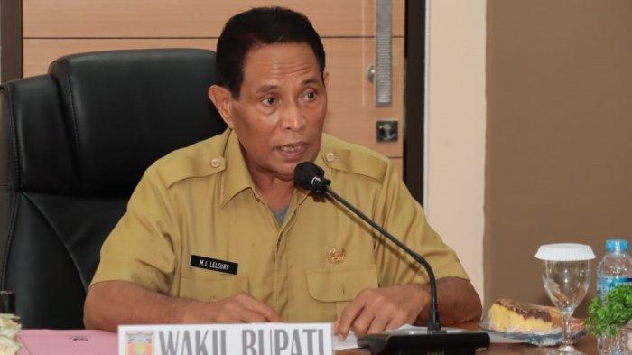 Pasir Emas di Tamilow, Wabup Maluku Tengah Perintahkan Sekda dan Dinas Lingkungan Cek Kadar Emas
