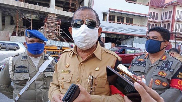 Pemkot Ambon Raup Puluhan Juta Rupiah dari Denda Pelanggar Prokes Covid-19
