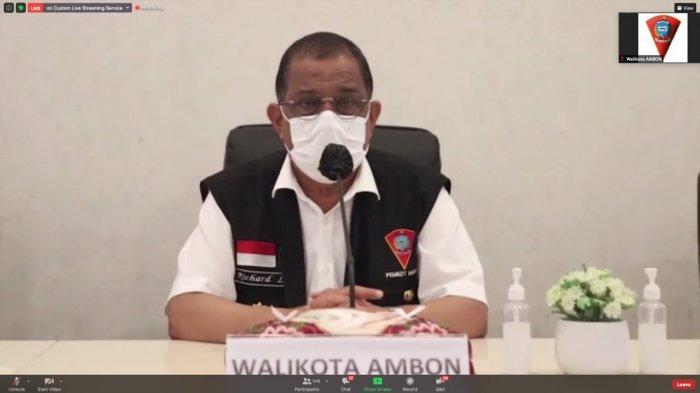 Sudah 10 Tahun Jadi Wali Kota Ambon, Ternyata Ada yang Belum Diselesaikan Richard Louhanapessy