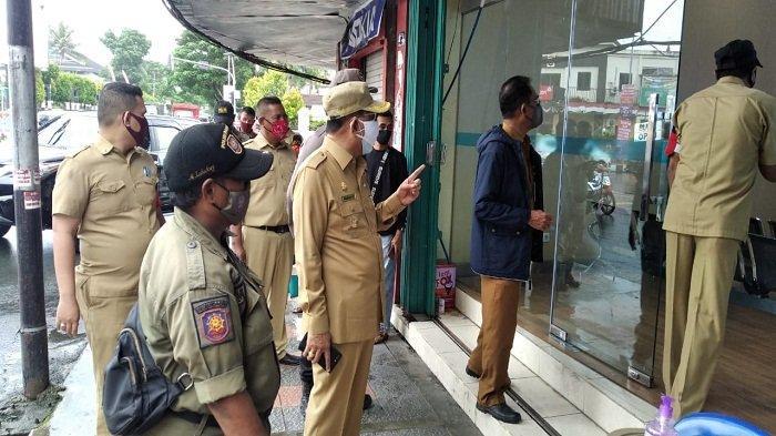 Seminggu Penerapan PSBB di Ambon, 13 Pelanggar Dikenakan Sanksi