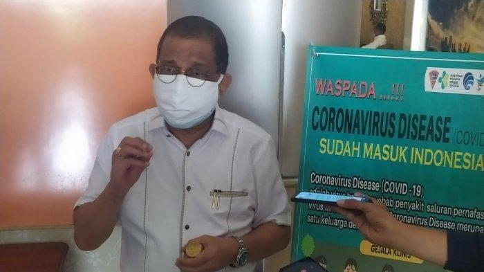 Awal Penerapan PSBB di Ambon, Wali Kota Richard Louhanapessy: Jangan Bermimpi New Normal Dulu