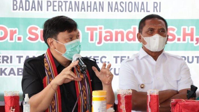 Dikunjungi Wamen ATR BPN, Warga Teon Nila Serua Ajukan Tiga Permintaan