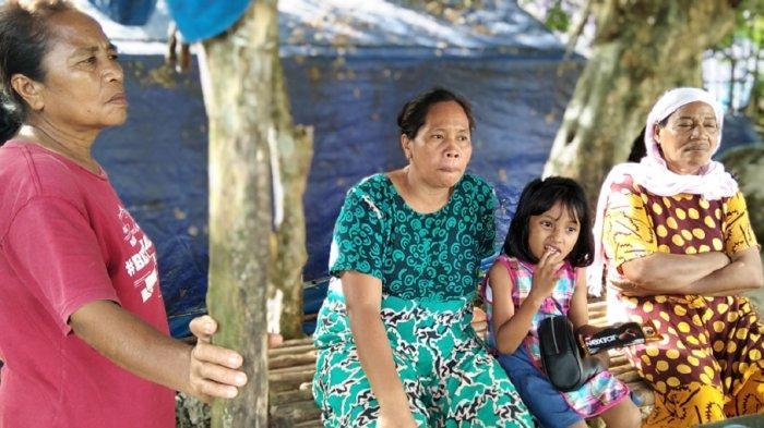 Setahun di Pengungsian, Warga Liang Maluku Belum Terima Bantuan Tunai Perbaikan Rumah