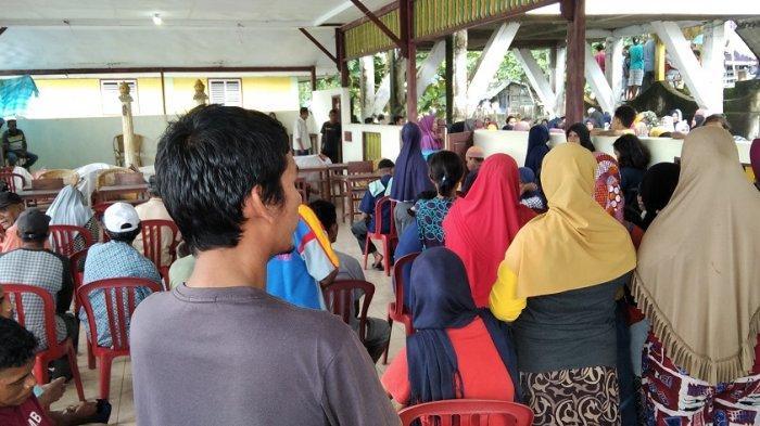Rapat Desa Tenga Tenga Maluku Ricuh, Seusai Pejabat dan Pendamping Desa Kabur