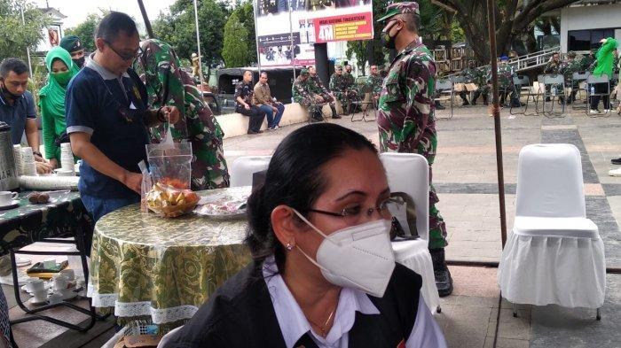 Kepala Dinas Kesehatan Kota Ambon, Wendy Pelupessy saat diwawaqncarai, Sabtu (26/6/2021).