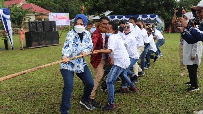 Widya Murad Minta Permainan Tradisional Maluku Dipopulerkan Kembali