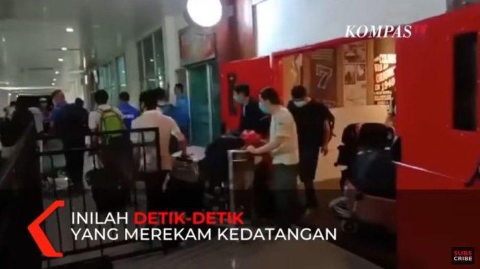 Viral Video Puluhan TKA China Tiba di Kendari, Gubernur Sultra: Jelas Kita Khawatir
