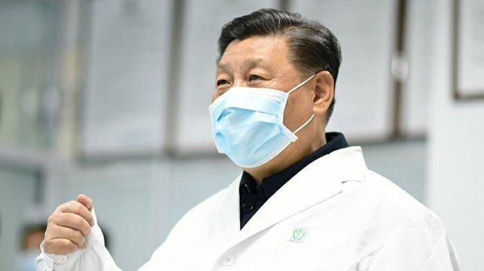 4 Bulan Virus Corona Mewabah, Akhirnya Presiden China Xi Jinping Datangi Wuhan