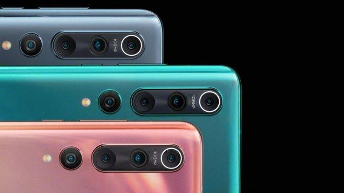 Harga Terbaru HP Xiaomi Februari 2021: Xiaomi Mi 10 Dibanderol Mulai Rp 9,4 Jutaan