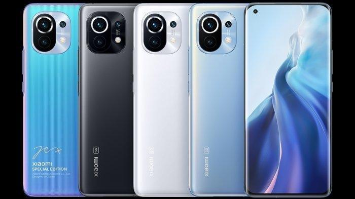 Daftar Harga HP Xiaomi Terbaru di Bulan April 2021: Mi 11 Dibanderol Mulai Rp 9,9 Jutaan