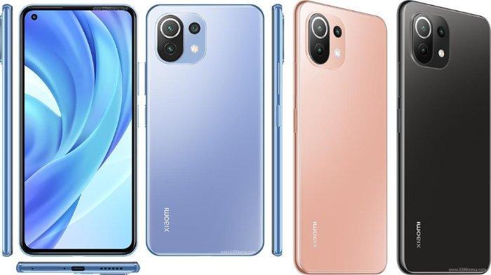Update Daftar Harga HP Xiaomi Bulan Juni 2021, Terbaru Mi 11 Lite Mulai Rp 3,8 jutaan