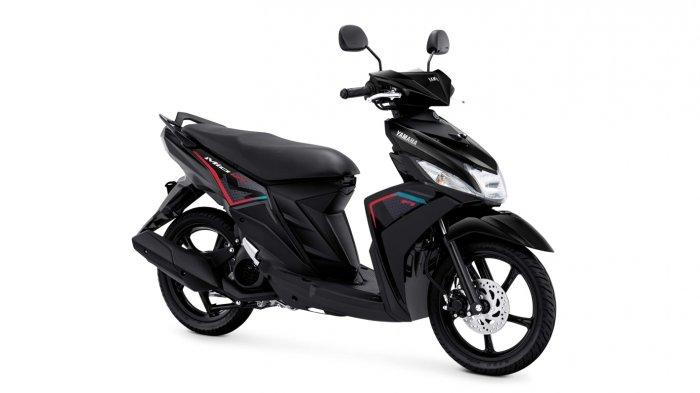 Semakin Modern, Yamaha Mio M3 125 Tampil dengan Warna Baru