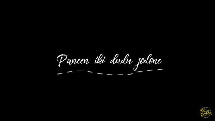 Chord Lagu Penak Konco - Guyon Waton ft. Om Wawes: Pancen Iki Dudu Jodone Ra Sah Dipeksake