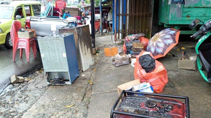 Ludes Terbakar, Hanya Peralatan Medis dan Berkas yang Berhasil Diselamatkan Yayasan Pelangi Maluku
