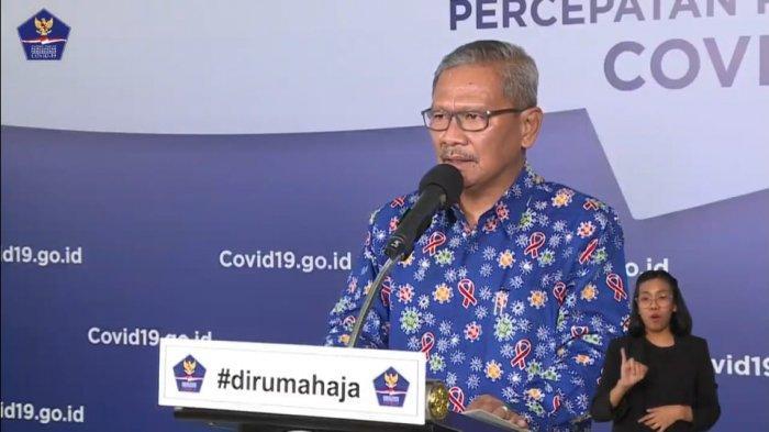 BREAKING NEWS Pasien Positif Corona Tambah 1.574 Jadi 81.668 Orang, 40.345 Sembuh, 3.873 Meninggal