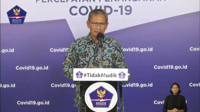 Pesan Achmad Yurianto di Hari Idul Fitri saat Pandemi COVID-19: Tak Ada Ruang untuk Mengeluh