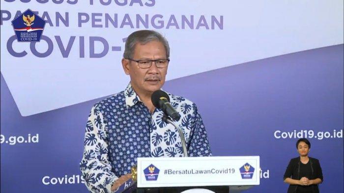 Kasus Positif Corona di Indonesia Bertambah 1.209, Jawa Timur Jadi Wilayah Penambahan Tertinggi