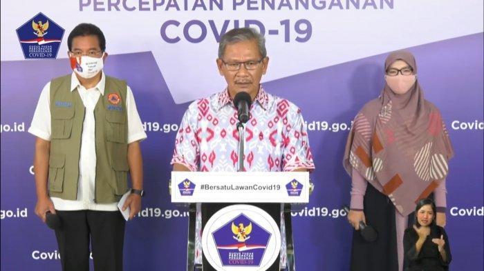 UPDATE TERBARU Korban Meninggal Akibat Corona di Indonesia 31 Mei: Total 1.613, Sembuh 7.308 Orang