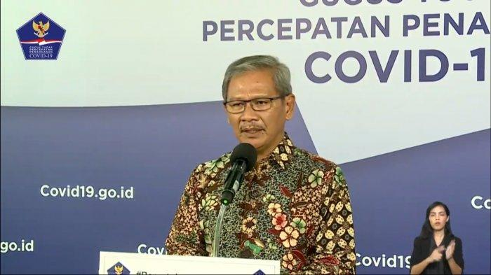 Breaking News: Update Corona Indonesia 5 Juli: Tambah 1.607 Kasus Baru, Total Kasus Positif 63.749