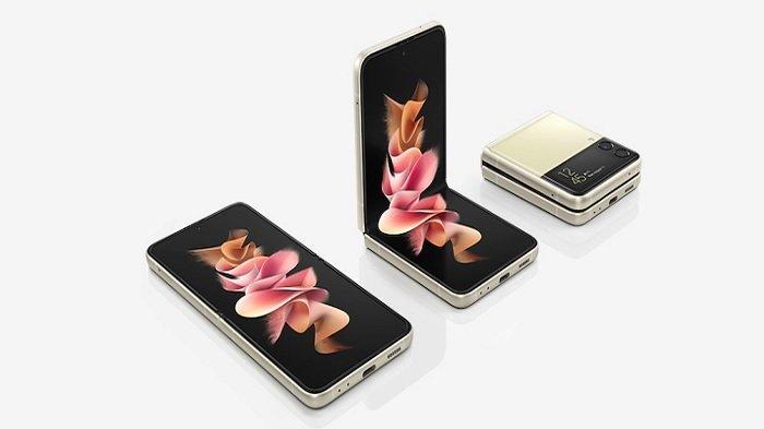 Samsung Flip.