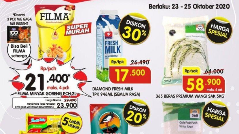 Katalog Promo Jsm Superindo 23 25 Oktober 2020 Nikmati Diskon Akhir Pekan Hingga 50 Tribun Ambon