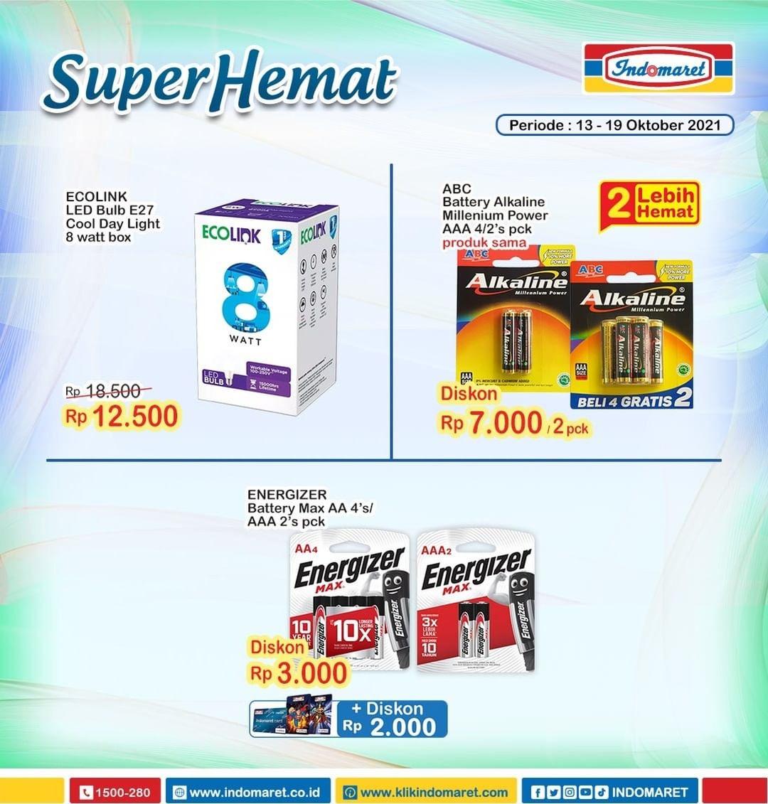 Indomaret Super Hemat 41