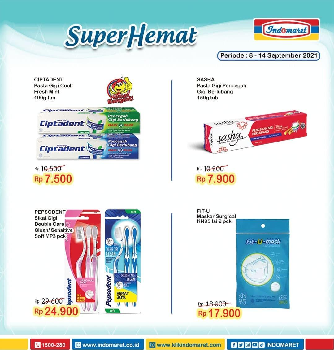 Indomaret Super Hemat