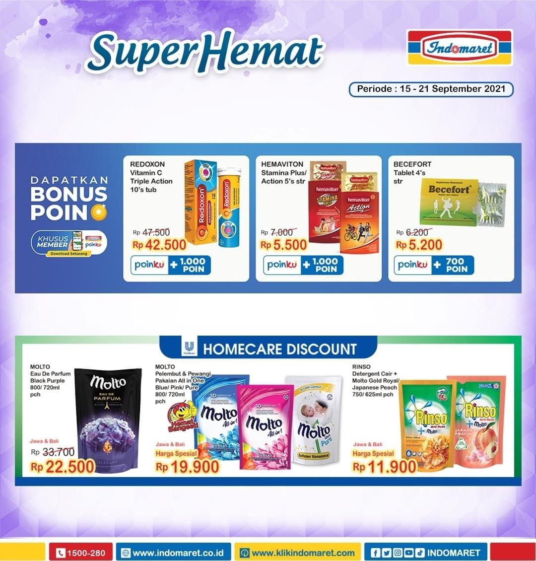 Promo Super Hemat