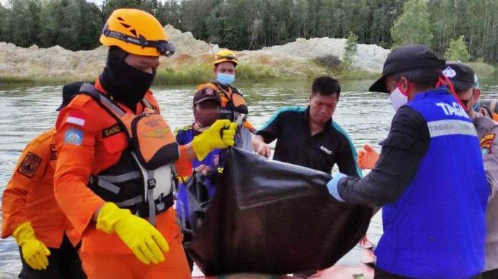 Tubuh Ahmad Warga Beltim Ditemukan Tak Utuh dan Ditunggui Dua Buaya, Proses Evakuasi Dramatis