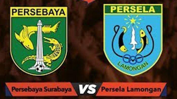 Duel Jelang Liga 1 Tahun 2021 Ganti Jadwal, Persela vs Persebaya Ditonton Melalui Straming