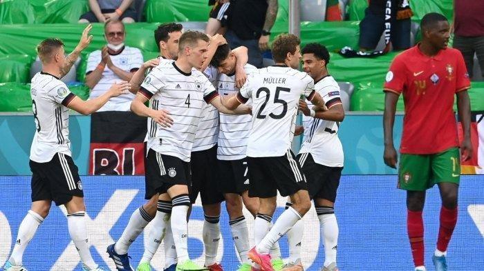Dua Tim Elit di Eropa Bertemu di Perdelapan Euro 2020