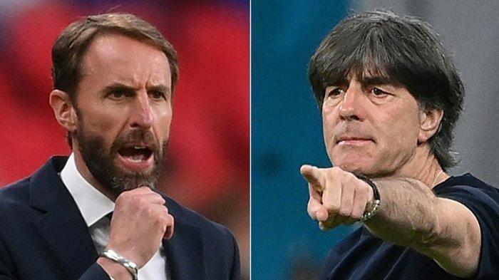 Timnas Inggris Hadapi Jerman, Kesempatan Tim Besutan Gareth Buat Sejarah