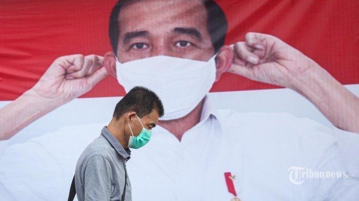 Kasus Covid-19 di Indonesia Melonjak, Pemerintah Lakukan PPKM Darurat,Kembali WFH dan Sekolah Online
