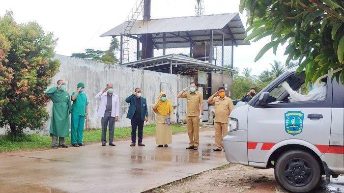 Duka Selimuti Tim Medis, Joko Ferdiyanto Dokter Pertama di Belitung Meninggal Dunia akibat Covid-19