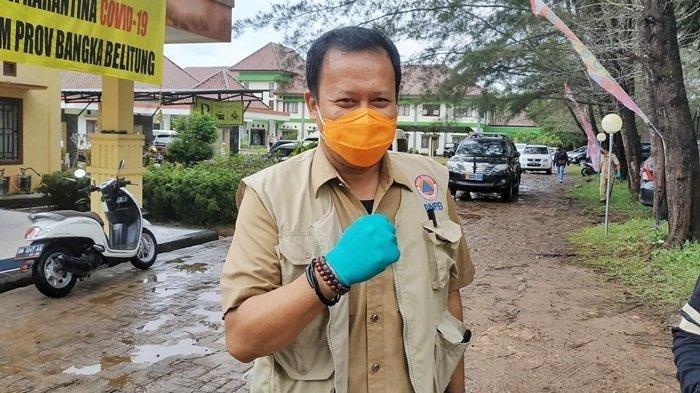 Zona Merah Covid -19 di Bangka Belitung, Peningkatan Tinggi Kasus Baru di 4 Kabupaten/Kota