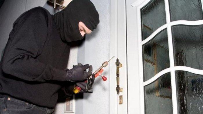 Aksi Pencurian di Rumah Kosong, Pelaku Ajak Teman Gasak Barang Majikan