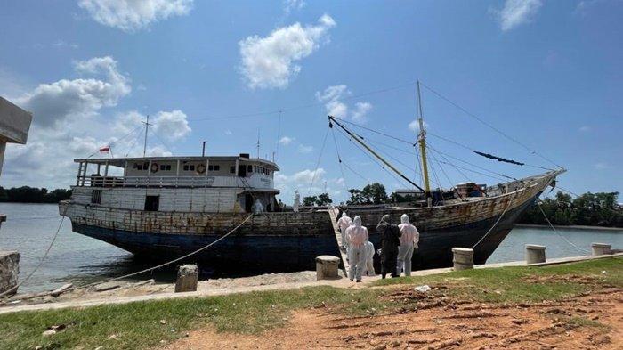 Warga Jakarta Meninggal di Pangkalpinang dengan Status Positif Covid-19, Satu Kapal Dikarantina