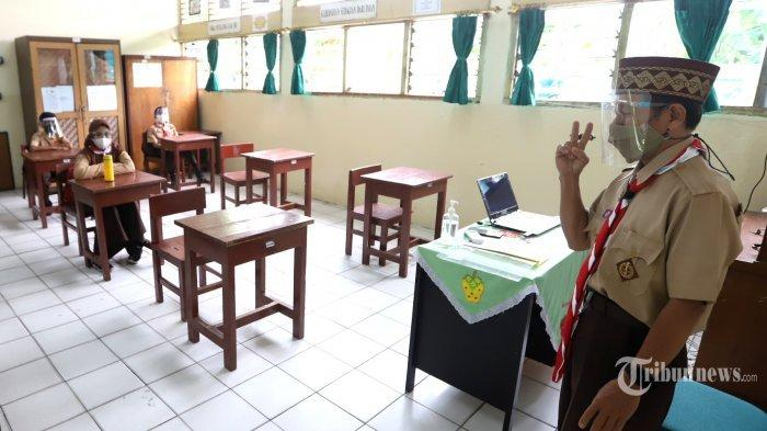 Kapan Belajar Tatap Muka Siswa SD SMP Pangkalpinang Dimulai? Ini Jawaban Kadindik dan Tanggapan Ortu