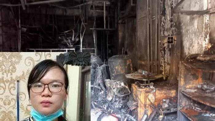 Dokter Mery Anastasia alias MA membakar bengkel milik calon mertuanya yang ada di kawasan Jalan Cemara Raya, Kecamatan Jatiuwung, Kota Tangerang yang dibakar pada Sabtu (7/8/2021) dini hari