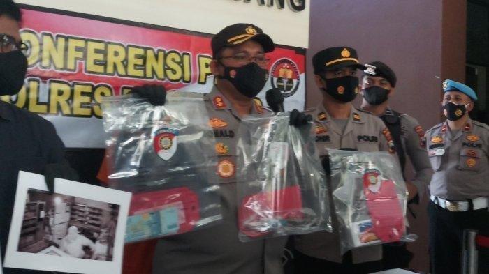 Pelaku Bobol 2 Apotek Diringkus Polisi, Uang Hasil Curian Buat Bayar Hutang