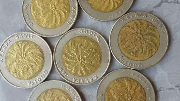 Bank Indonesia Ungkap Nilai Uang Koin Rp1000 Kelapa Sawit, Masih Berlakukah untuk Pembayaran