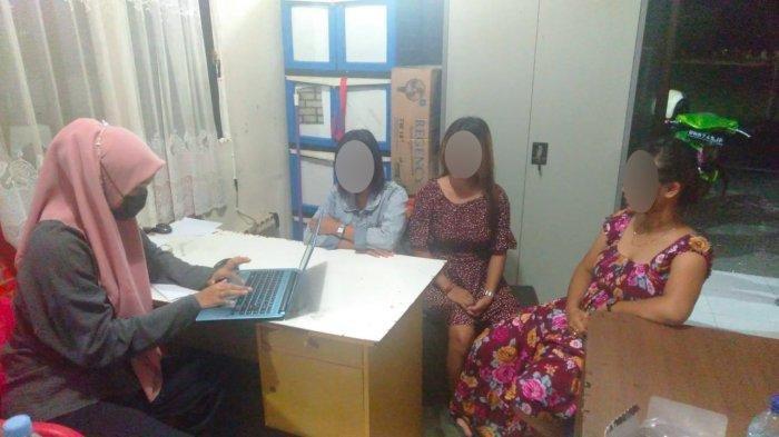 Siasat Mami Sambung Giri Bangka Terbongkar, Pekerjakan PSK ABG dari Cianjur, Dimodali KTP Palsu