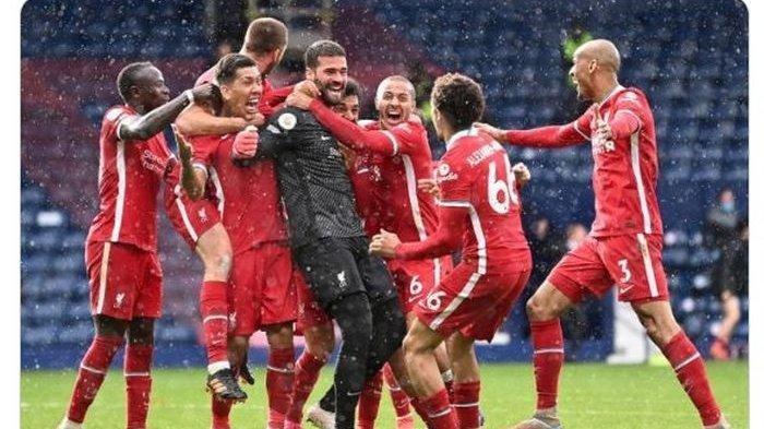 Alisson Ukir Sejarah Cetak Gol Melalui Sundulan, Kiper Liverpool Catat Nama Di Papan Skor